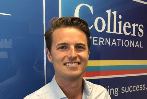Tim Cooney Colliers