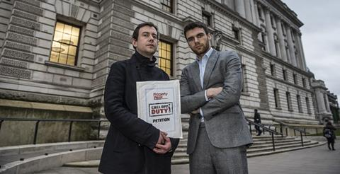 Stamp Duty Petition
