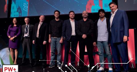 IRIS Hackathon winners