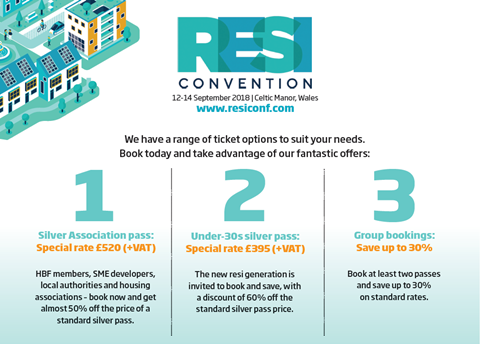 RESI offers 2018