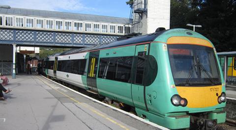 Southern Rail Balcombe