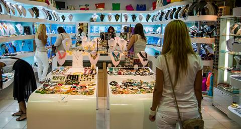 Millenial shoppers