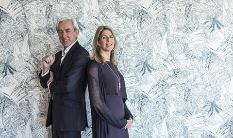 Guy Brogden and Joanna Greenslade Barwood Capital