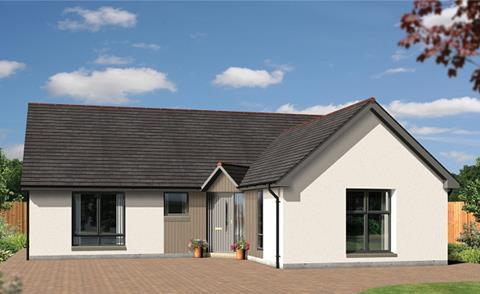 Springfield will develop three-bed bungalows like the Croy