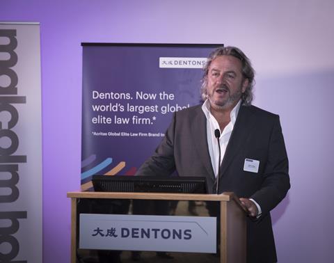 Nick Leslau presentation