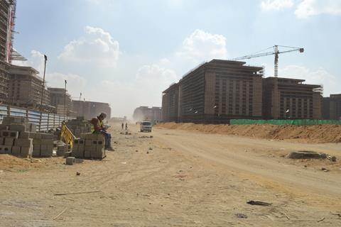 Inside Egypt's            new capital