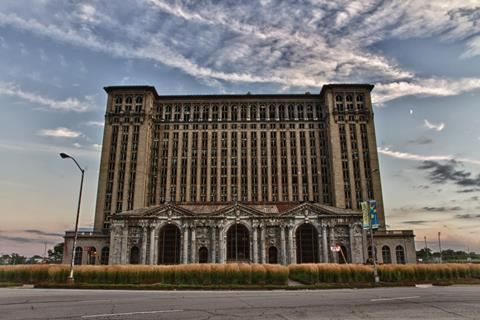 Michigan station - Detroit