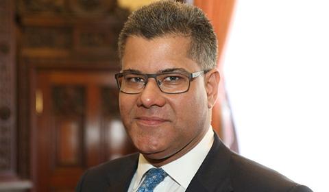 Alok Sharma housing minister