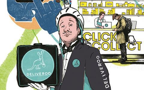 Deliveroo restaurant leases
