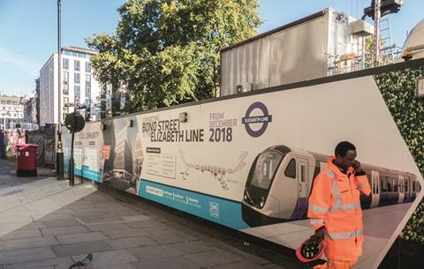 Elizabeth line coming soon