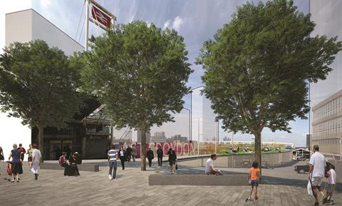 East Croydon public realm improvements