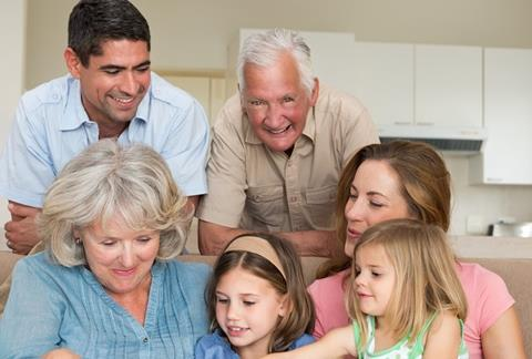 Multigenerational house credit esb professional shutterstock