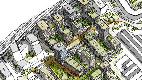Montreaux Southall plans