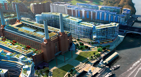 Battersea Power Station main pic