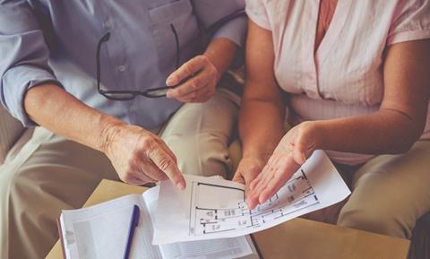 Older people housing credit vg stock studio shutterstock