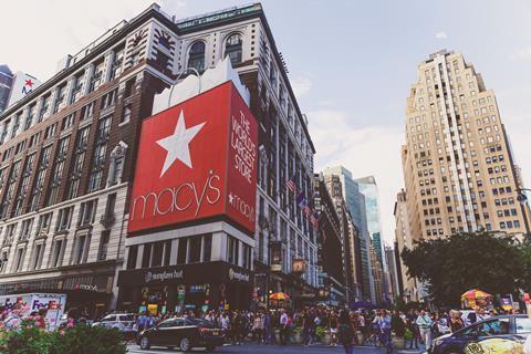 Macy's New York