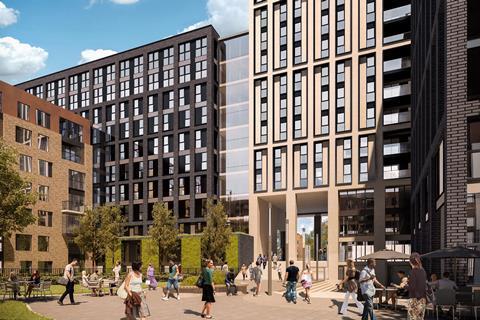 New Monaco, Birmingham