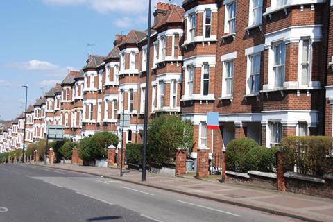 London houses