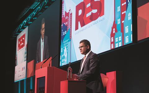 Alok Sharma, RESI Conference 2017