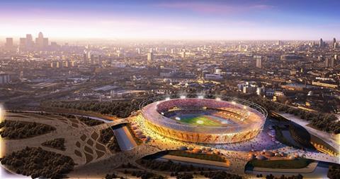 London olympics scenic FreeGreatPictures