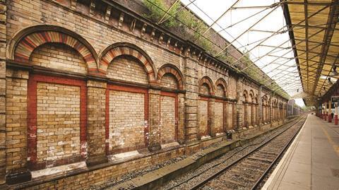 Crewe Railway