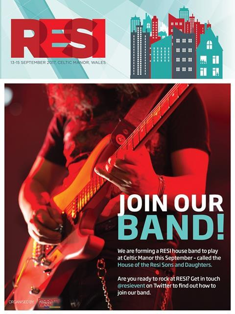 RESI rock band ad_1