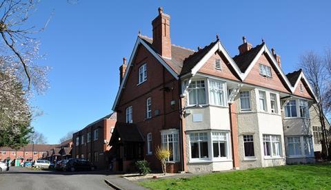 Sleaford Foyer_Longhurst