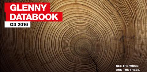 Glenny Databook cover