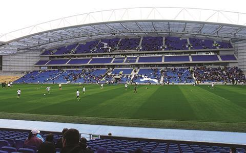 American Express Community Stadium, Brighton