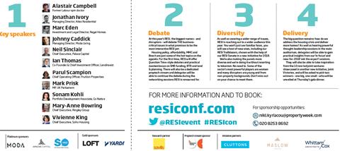 RESI 4 reasons