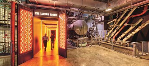 Guinness Storehouse - Taste entrance