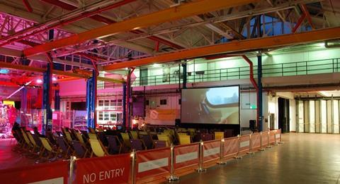 Vauxhall Cinema Club launched at The Workshop