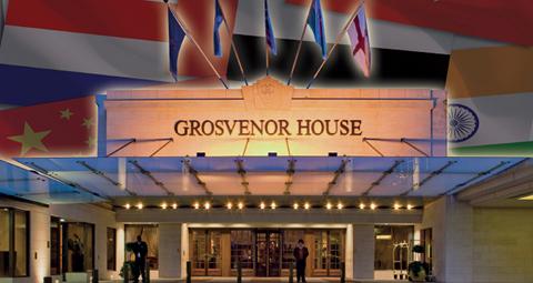 Grosvenor House international
