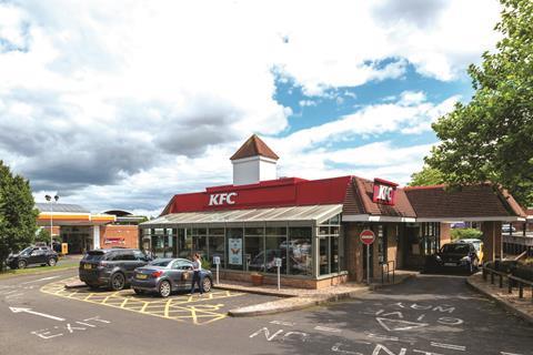 KFC Wolverhampton