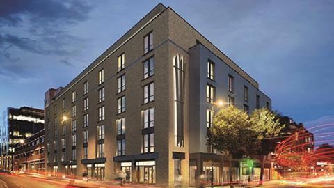 hub by Premier Inn hotel, King's Cross