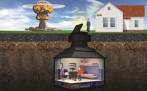 Bunkers illustration