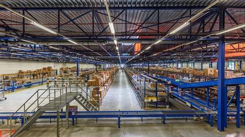 Tilburg warehouse gramercy