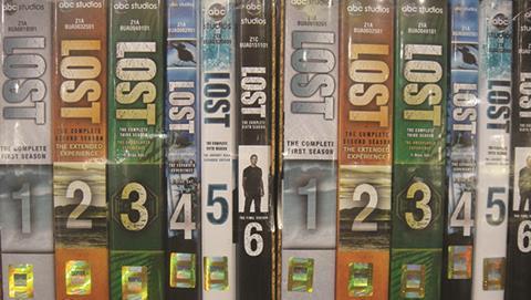 US drama box set