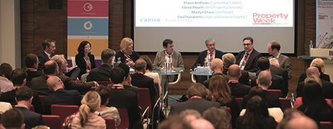 Public Property Summit panel