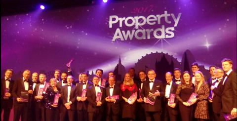 Property Awards 2017 winner lineup RH