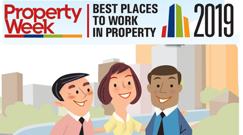 Best Places to Work title