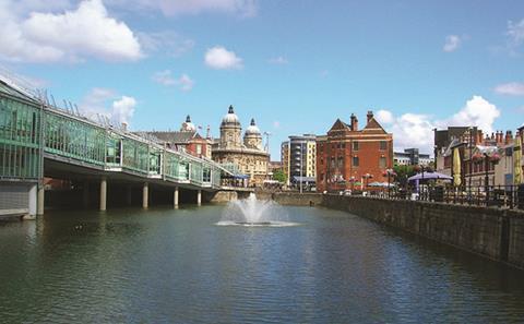 Princes Quay, Hull