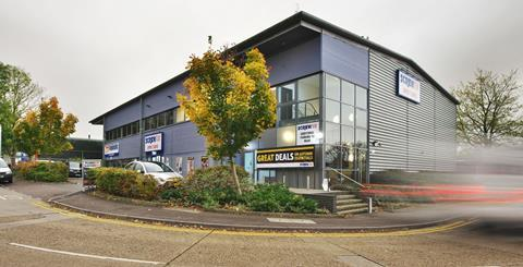 Howard group raynham road bishop's stortford