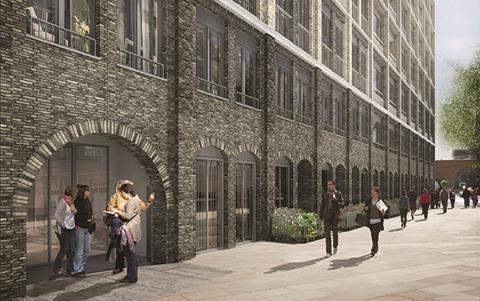 The Residence, Nine Elms, London