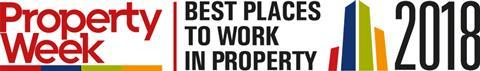 Best Places to Work in Property logo