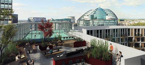Angel Gardens is Moda Living's landmark £130m BTR project in Manchester