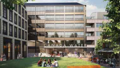 Canada Water BL
