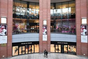 House of Fraser secures long-term lease on Belfast store