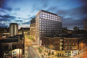 Barings appoints JLL to Landmark's leasing team