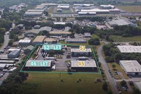 FI Real Estate Management secures duo of lettings at Wrexham Industrial Estate